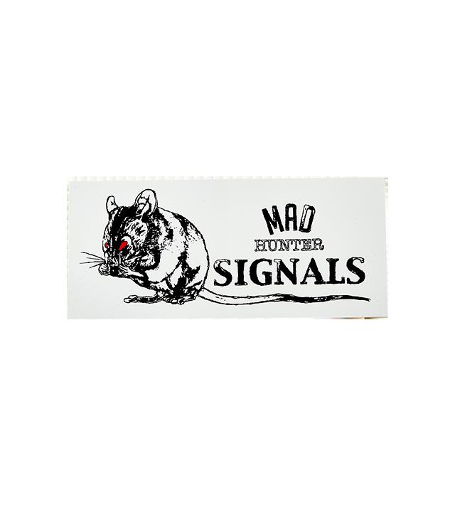 SignalsMadHunterSticker